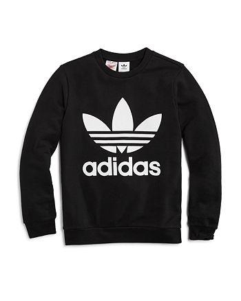 Adidas - Unisex Logo Sweatshirt - Big Kid