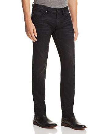 HUGO - Stretch Slim Fit Jeans in Medium Gray