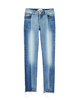 DL1961 - Girls' Two-Tone Skinny Jeans - Big Kid