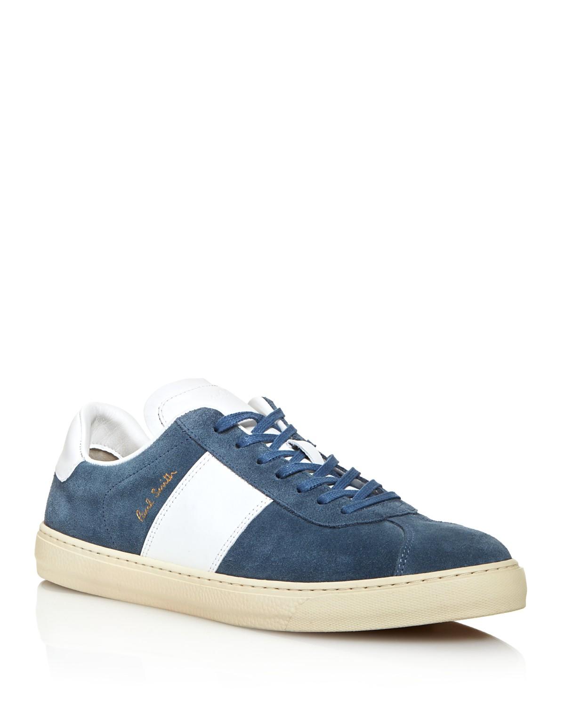 Paul Smith Men's Levon Suede & Leather Lace Up Sneakers y9cFO6u3
