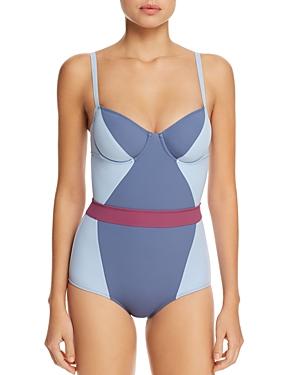 Flagpole Babe One Piece Swimsuit