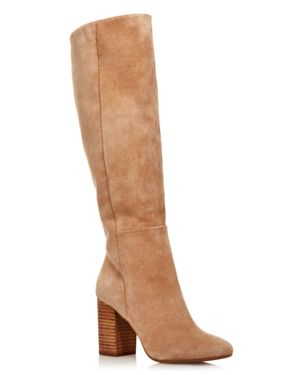 Kenneth Cole Women's Clarissa Suede Tall Boots