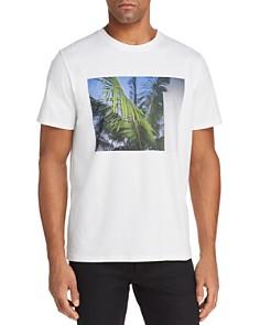 A.P.C. Palm Tree Crewneck Short Sleeve Tee - Bloomingdale's_0
