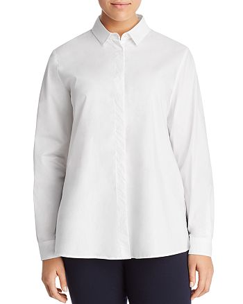 Marina Rinaldi - Beleno Button-Down Shirt