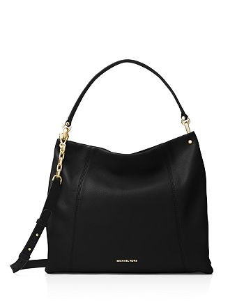 d0dc9ffee311 MICHAEL Michael Kors Lex Large Convertible Leather Hobo | Bloomingdale's