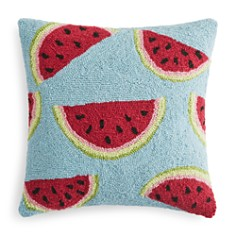 "Peking Handicraft Watermelon Decorative Pillow, 16"" x 16"" - Bloomingdale's_0"