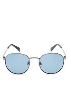 Polaroid - Unisex Polarized Round Sunglasses, 51mm