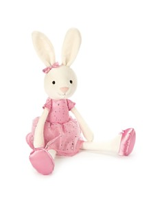 Jellycat Bitsy Ballerina Bunny - Ages 0+ - Bloomingdale's_0