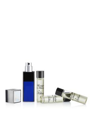 Moonlight In Heaven Travel Spray Set 4 X 0.25 Oz/ 7.5 Ml Eau De Parfum Refillable Travel Sprays