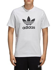 adidas Originals Trefoil Short Sleeve Tee - Bloomingdale's_0