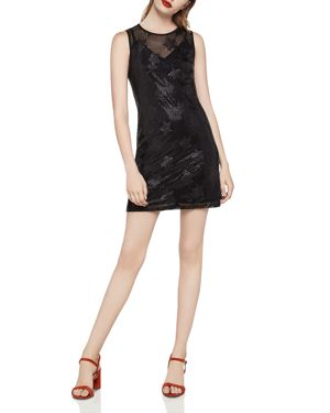 BCBGeneration Sequin-Embellished Star Dress