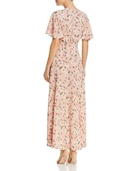 Show Me Your MuMu - Marianne Maxi Wrap Dress - 100% Exclusive
