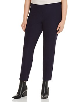 Eileen Fisher Plus - System Slim Ankle Pants