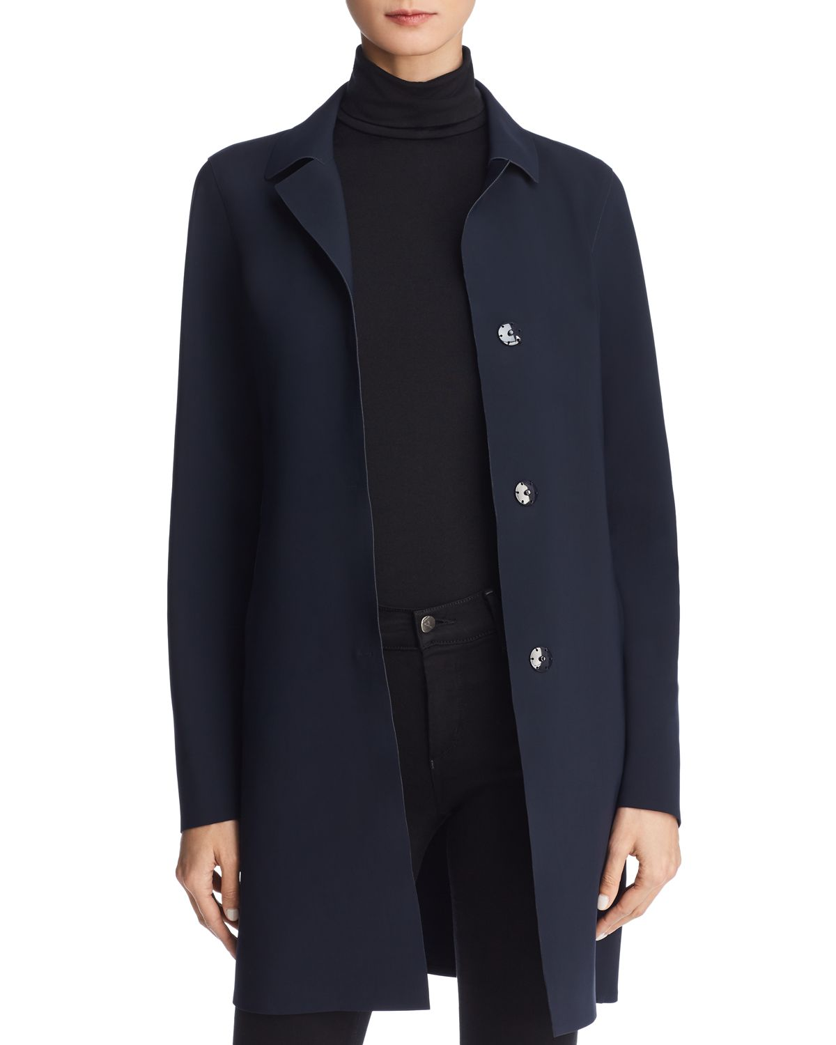 Scuba Coat by Herno