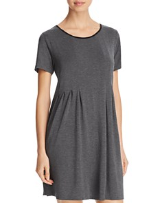 Donna Karan - Basics Short-Sleeve Sleepshirt