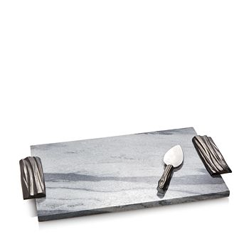 Michael Aram - Driftwood Cheese Board with Spreader
