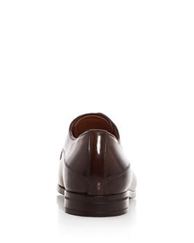Bally - Men's Lantel Leather Plain Toe Oxfords