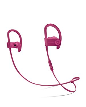 Beats By Dr. Dre Powerbeats 3 Wireless Headphones - Neighborhood Collection, Brick Red