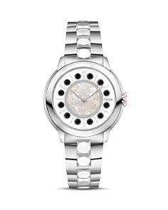 Fendi - Fendi IShine Rotating Gemstones Watch, 38mm