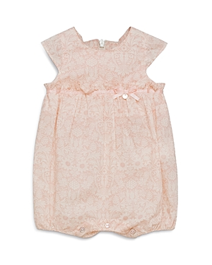 Tartine et Chocolat Girls' Floral Bubble Romper - Baby