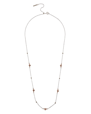 Olivia Burton 3D Bee and Ball Necklace, 22