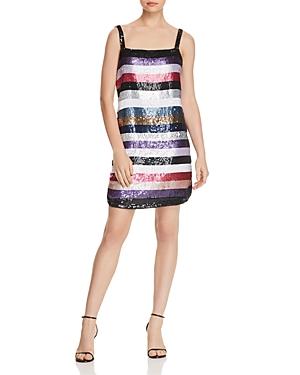 Parker  NORA SEQUIN SHIFT DRESS