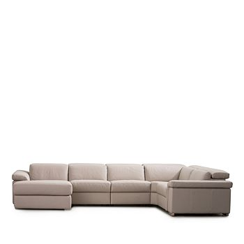 Giuseppe Nicoletti - Mover Motion 5-Piece Sectional - Left Facing Chaise - 100% Exclusive
