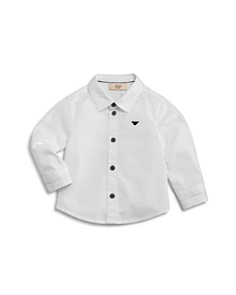 Armani Junior Boys' Stretch Cotton Button-Down - Baby - Bloomingdale's_0