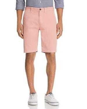 FLAG & ANTHEM Memphis Garment Dye Shorts in Pink Sands