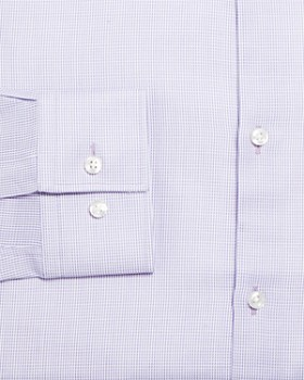 HUGO - Textured Slim Fit Dress Shirt