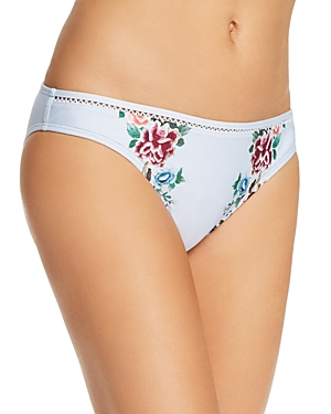 Lucky Brand Zen Garden Hipster Bikini Bottom
