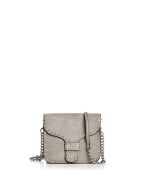 Rebecca Minkoff Midnighter Mini Nubuck Messenger 2829383