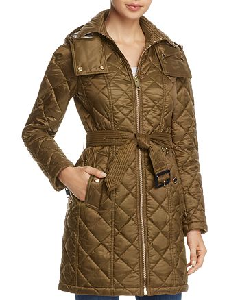862f7d8dbce5 Burberry - Baughton Quilted Coat
