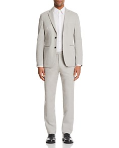 Theory - Cotton Slim Fit Suit Separates