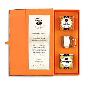 Sugarfina x Tito's Vodka Is Always A Good Idea 3-Piece Candy Gift Box