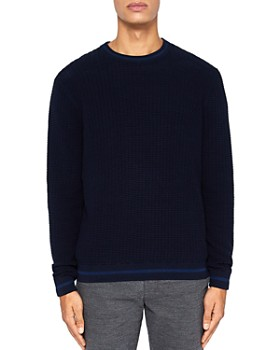 Ted Baker - Toxic All Over Stitch Sweater