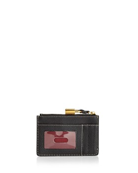 MARC JACOBS - The Grind Top Zip Multi Wallet