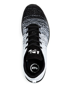 APL Athletic Propulsion Labs - Men's Techloom Pro Knit Lace-Up Sneakers