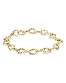 LAGOS - Caviar Gold Collection 18K Gold Link Bracelet