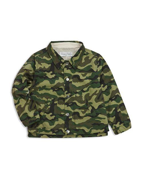 Sovereign Code - Boys' Camo-Print Jacket - Big Kid