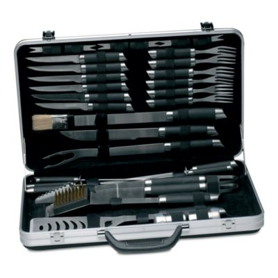 $BergHOFF Geminis 33-Piece BBQ Set with Case - Bloomingdale's