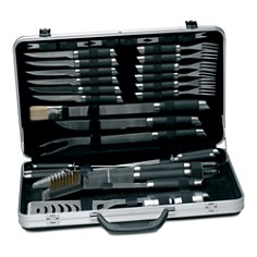 BergHOFF - Geminis 33-Piece BBQ Set with Case