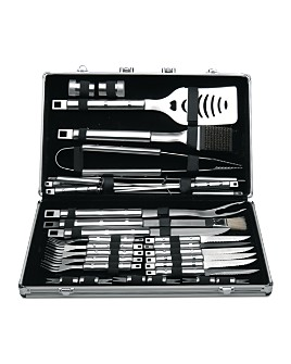 BergHOFF - Cubo 33-Piece BBQ Set with Case