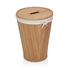 Honey Can Do - Round Wicker Hamper
