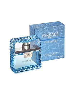 Versace Man Eau Fraiche Eau de Toilette Spray 3.4 oz.