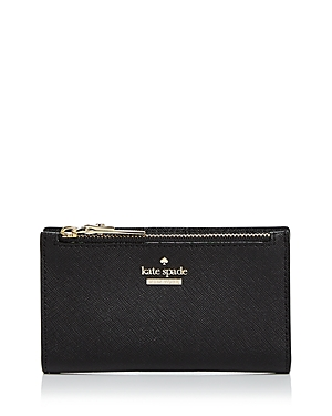 kate spade new york Cameron Street Mikey Leather Wallet
