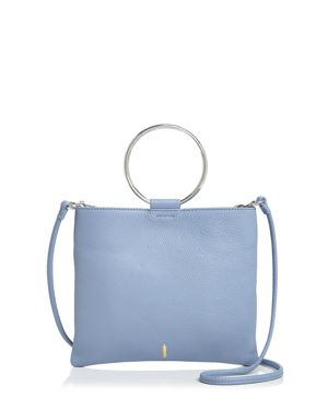 Thacker LE POUCH LEATHER CROSSBODY