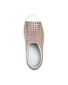Native - Girls' Jefferson Bling Waterproof Slip-On Sneakers - Big Kid