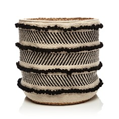 Sparrow x Wren Hand-Woven Jute-Detail Cotton Basket, Medium - 100% Exclusive - Bloomingdale's Registry_0