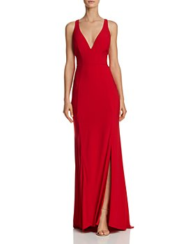Mac Duggal - Plunging Gown